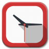 96x96px size png icon of Apps clock