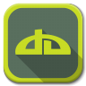 96x96px size png icon of Apps deviantart B
