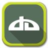 96x96px size png icon of Apps deviantart C