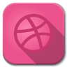 96x96px size png icon of Apps dribble A
