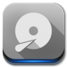 96x96px size png icon of Apps drive harddisk