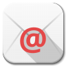 96x96px size png icon of Apps email client