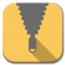96x96px size png icon of Apps file roller