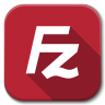 96x96px size png icon of Apps filezilla