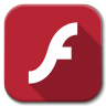96x96px size png icon of Apps flash