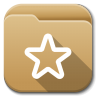 96x96px size png icon of Apps folder bookmarks
