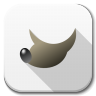 96x96px size png icon of Apps gimp