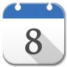 96x96px size png icon of Apps google calendar B
