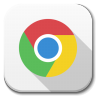 96x96px size png icon of Apps google chrome