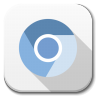 96x96px size png icon of Apps google chromium B