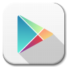 96x96px size png icon of Apps google play