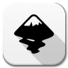 96x96px size png icon of Apps inkscape
