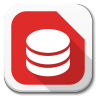 96x96px size png icon of Apps libreoffice base B