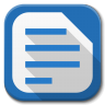 96x96px size png icon of Apps libreoffice writer