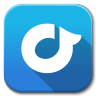 96x96px size png icon of Apps rdio