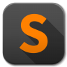 96x96px size png icon of Apps sublime text