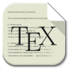 96x96px size png icon of Apps text x tex