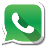 96x96px size png icon of Apps whatsapp C