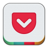 96x96px size png icon of Pocket