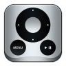 96x96px size png icon of Apple Remote