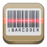 96x96px size png icon of iBarcoder