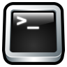 96x96px size png icon of Terminal