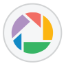 96x96px size png icon of Google Picasa