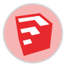 96x96px size png icon of Google Sketchup
