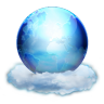 96x96px size png icon of Heaven Networking
