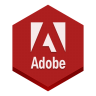 96x96px size png icon of adobe