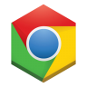 96x96px size png icon of chrome 3