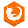 96x96px size png icon of firefox 2