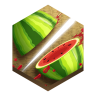 96x96px size png icon of game fruit ninja