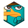 96x96px size png icon of game wheres my perry