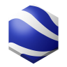 96x96px size png icon of google earth 2