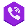 96x96px size png icon of viber