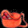 96x96px size png icon of kiki bag shoes