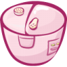 96x96px size png icon of pot