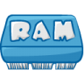96x96px size png icon of ram