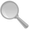 96x96px size png icon of Look disabled