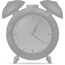 96x96px size png icon of Alarm clock disabled
