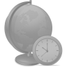 96x96px size png icon of Network time disabled