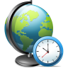 96x96px size png icon of Network time
