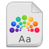 96x96px size png icon of app x theme