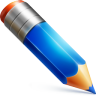 96x96px size png icon of pencil