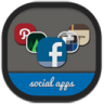 96x96px size png icon of folders social