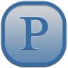 96x96px size png icon of pandora
