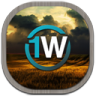 96x96px size png icon of 1weather