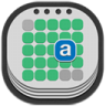 96x96px size png icon of acalendar