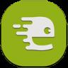 96x96px size png icon of endomondo